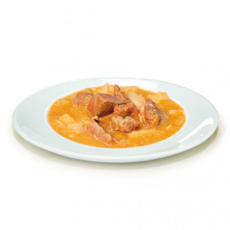 Piatto di Stufato di manzo con patate MinceurD