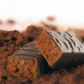 Barrette al gusto di cioccolato