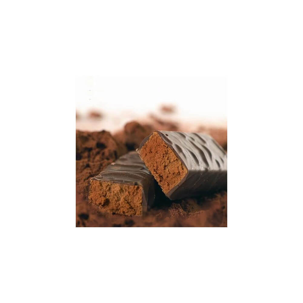 Barrette proteiche al cioccolato senza glutine 7 barrette Prolinea