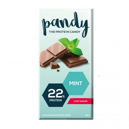 Pandy Tavoletta proteica Cioccolato e menta all'unità