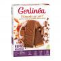 Barres repas double saveur Chocolat Lait et Caramel - Gerlinéa