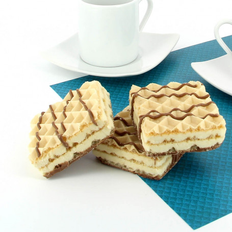 Wafer proteici Cookie & Cream Dietisnack