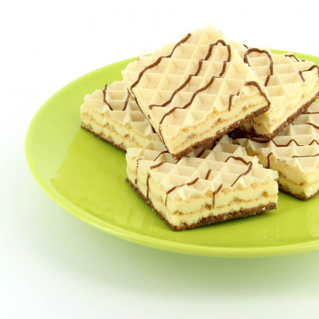 Wafer proteici Marshmallow Dietisnack