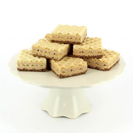 Wafer alla vaniglia Iperproteico