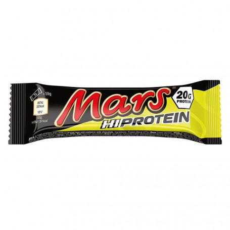 Mars Protein barre