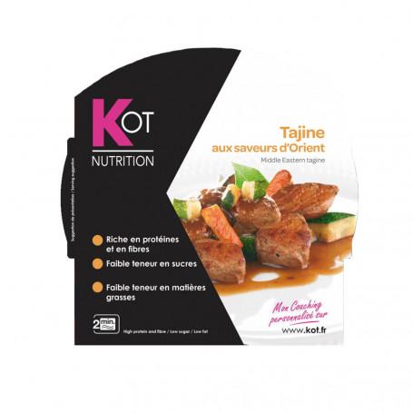 Piatto Proteico Tajine ai sapori d'Oriente KOT