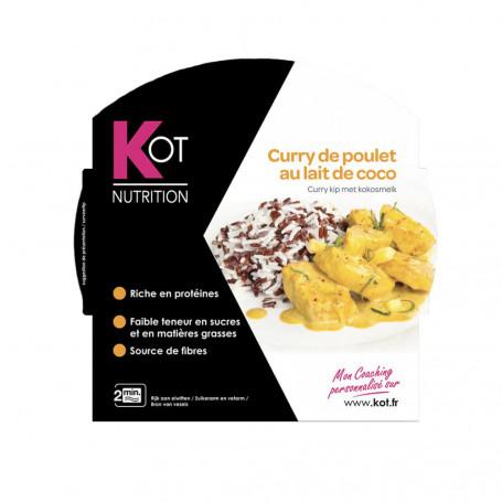 Pollo al curry al latte di cocco KOT