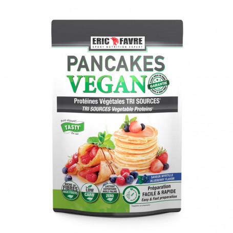 Pancake Mirtillo Eric Favre
