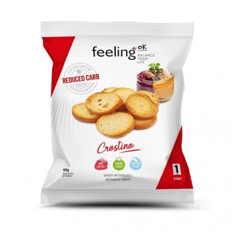 Crostino proteico FeelingOK