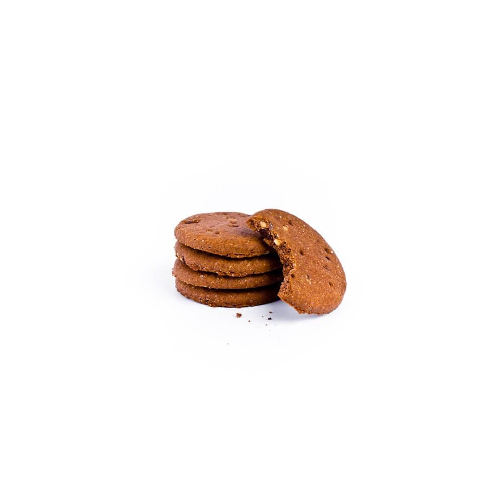 Biscotti iperproteici Cioccolato e Nocciole Liothyss Nutrition
