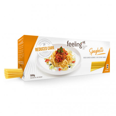 Pasta Spaghetti OPtimize Formato 500g FeelingOk