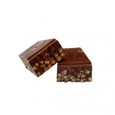 Barrette proteiche al Choco Crisp Dietisnack