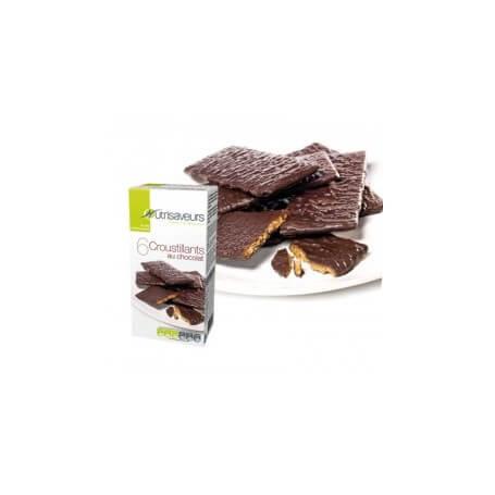 Croccante al cioccolato