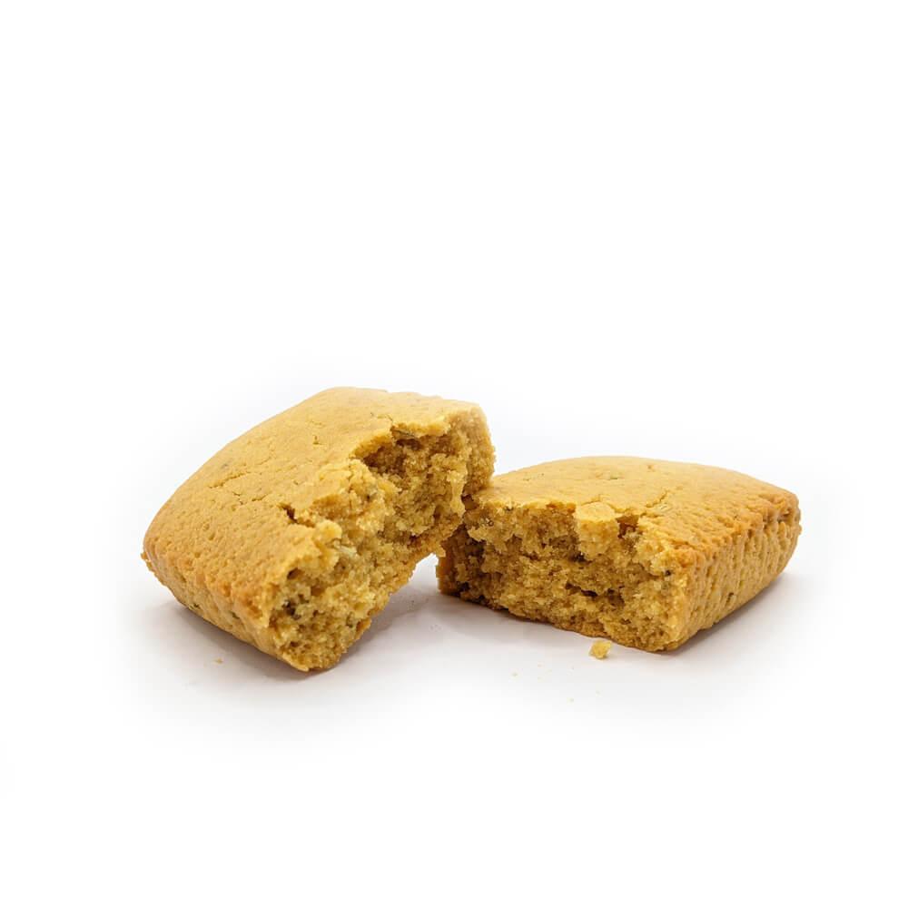 Biscotti morbidi proteici al gusto di capra al rosmarino 5 biscotti MinceurD
