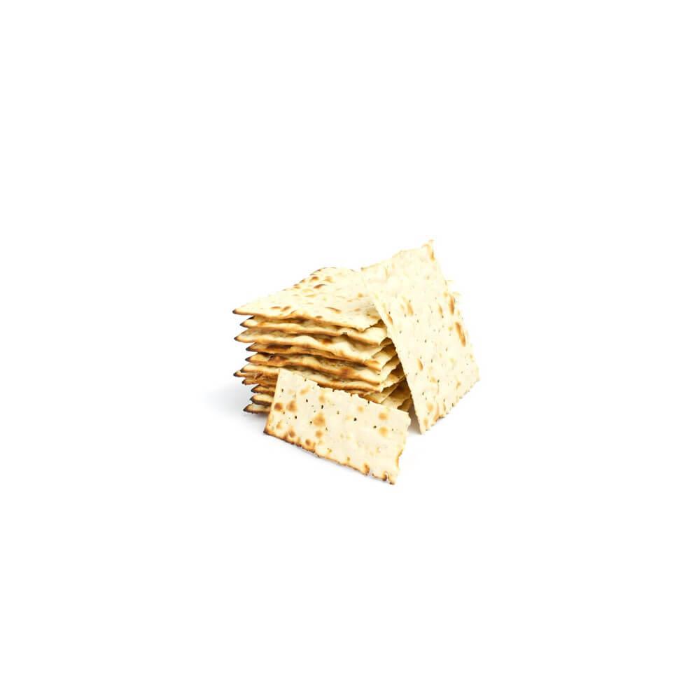 Crackers iperproteici alle erbe aromatiche