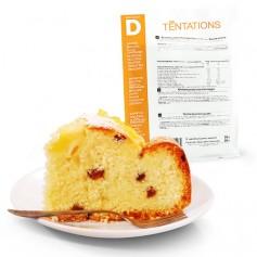 Cake alla frutta iperproteico