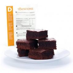 Cake al cioccolato iperproteico 7 bustine MinceurD