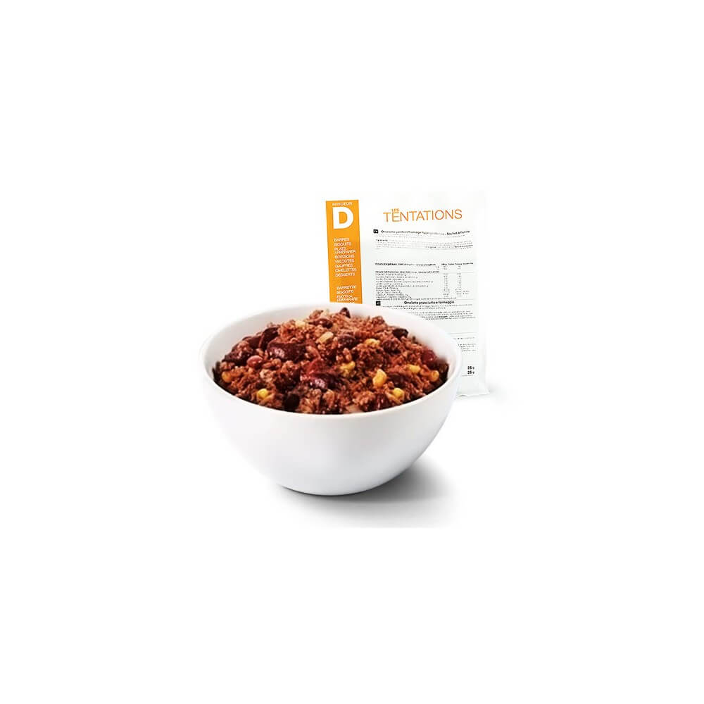 Preparazione per Chili iperproteico 7 bustine MinceurD