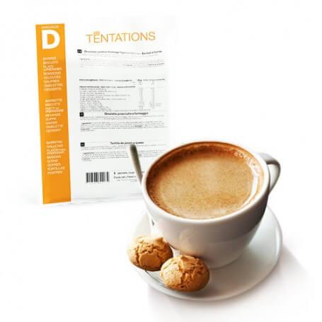 Bevanda al cappuccino Amaretto