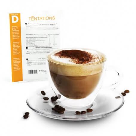 Bevanda al cappuccino caldo
