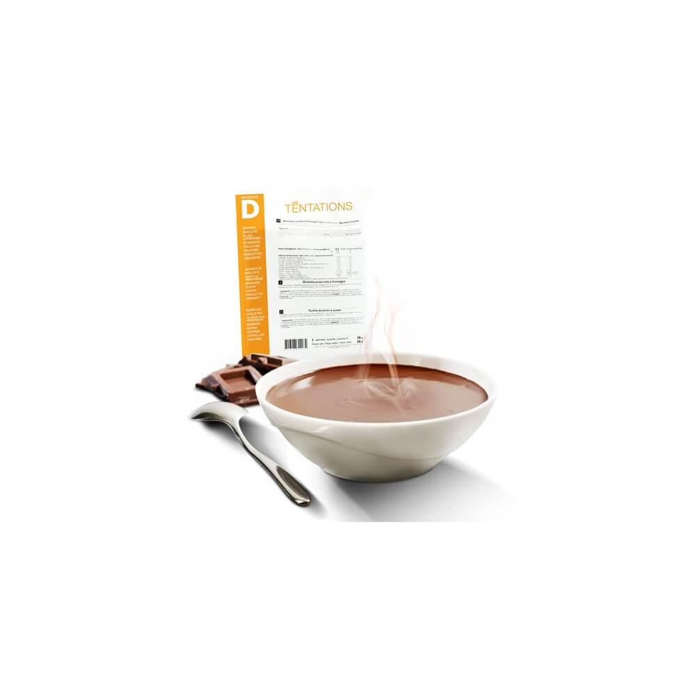Bevanda proteica cioccolato caldo 7 bustine MinceurD