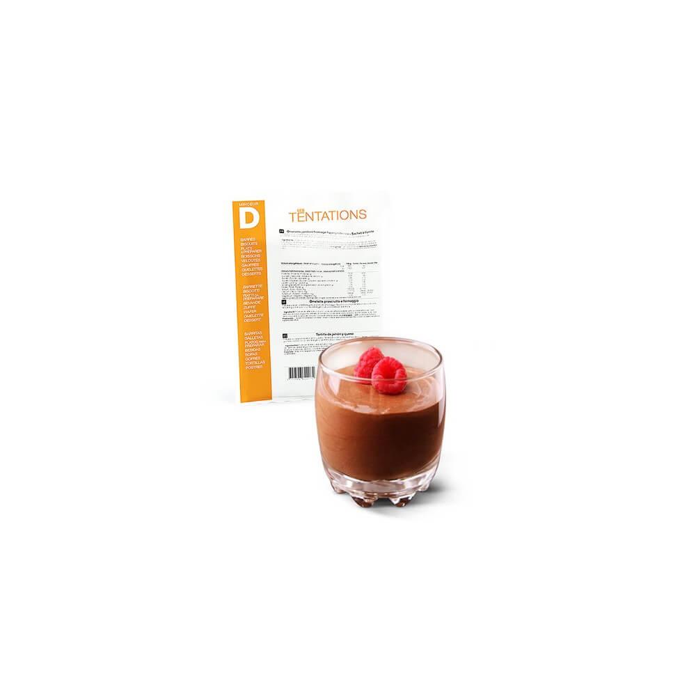 Budino iperproteico al Cacao 7 bustine MinceurD