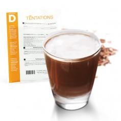 Flan al cioccolato iperproteico MinceurD