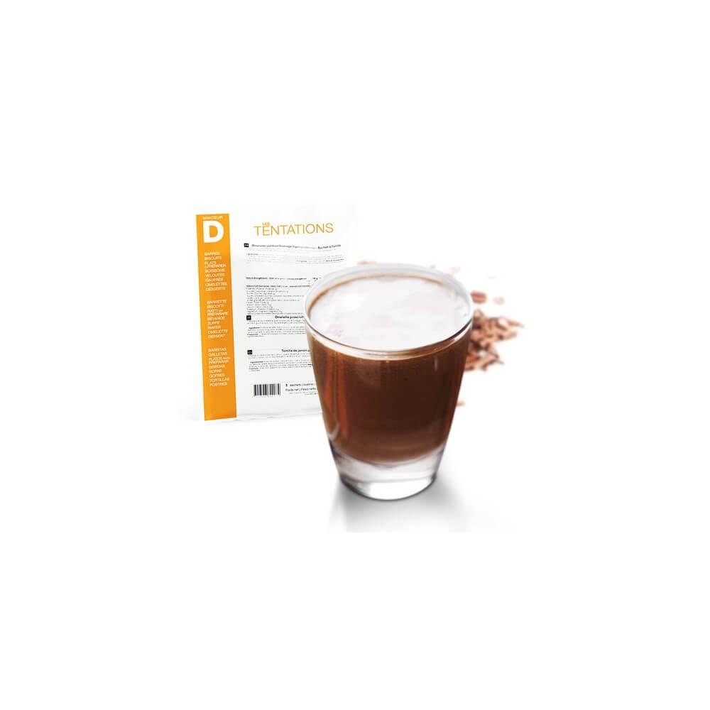 Flan al cioccolato iperproteico 7 bustine MinceurD