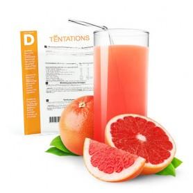Bevanda al pompelmo Rosa Iperproteica