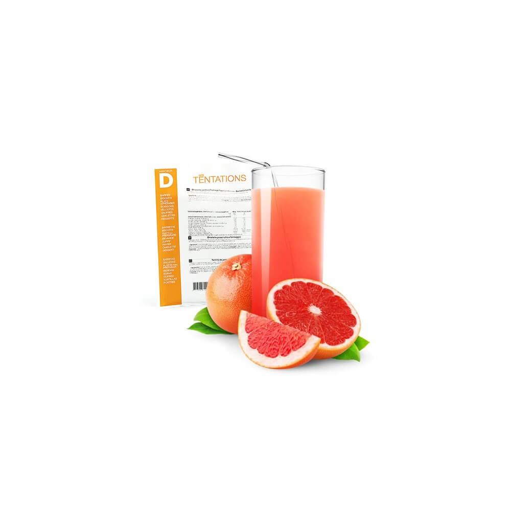 Bevanda iperproteica al pompelmo Rosa 7 bustine MinceurD