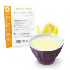 Flan alla crema di Limone iperproteico MinceurD