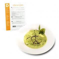 Zuppa di verdure e crescione iperproteica MinceurD