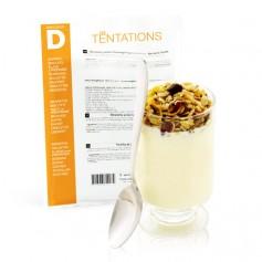 Cereali al naturale gusto Vaniglia iperproteici 7 bustine MinceurD