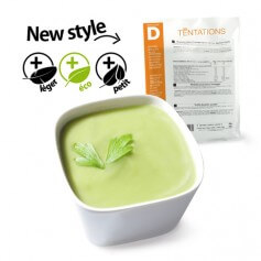 Crema di asparagi proteica MinceurD