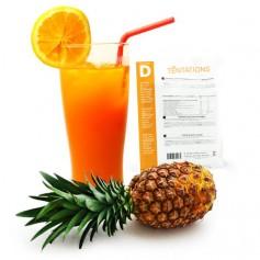 Bevanda all'ananas e arancia