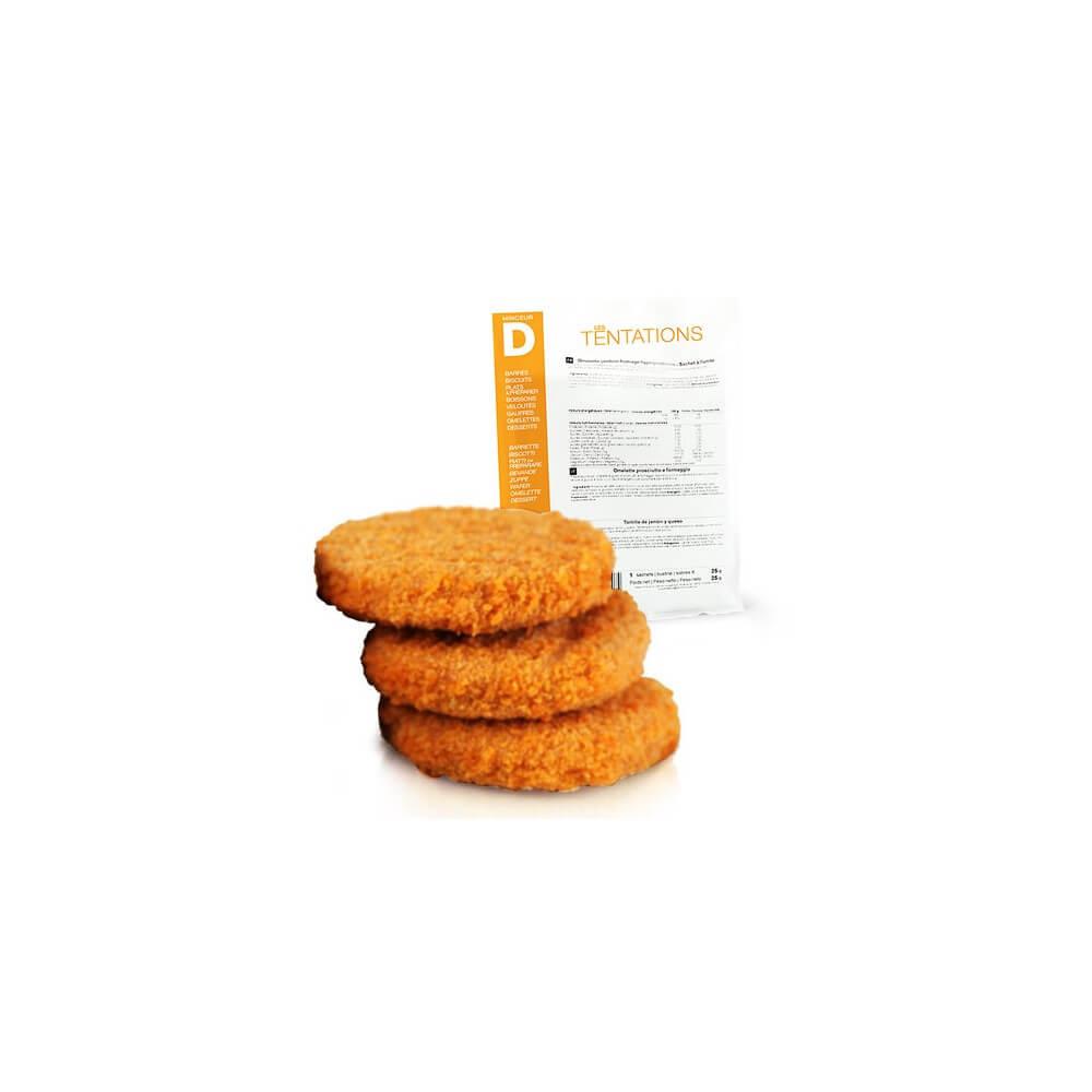 Gallette di patate di soia iperproteiche 7 bustine MinceurD