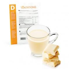 Bevanda proteica gusto Cioccolato Bianco MinceurD