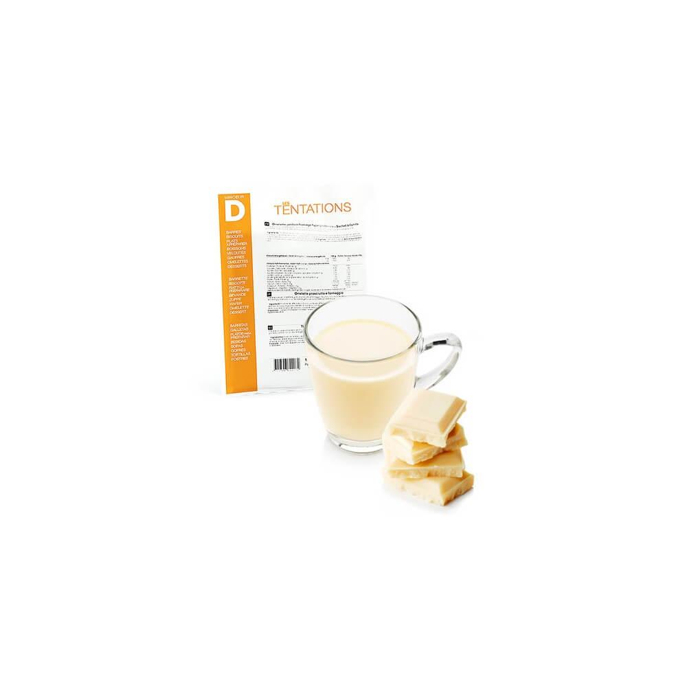 Bevanda iperproteica gusto Cioccolato Bianco 7 bustine MinceurD