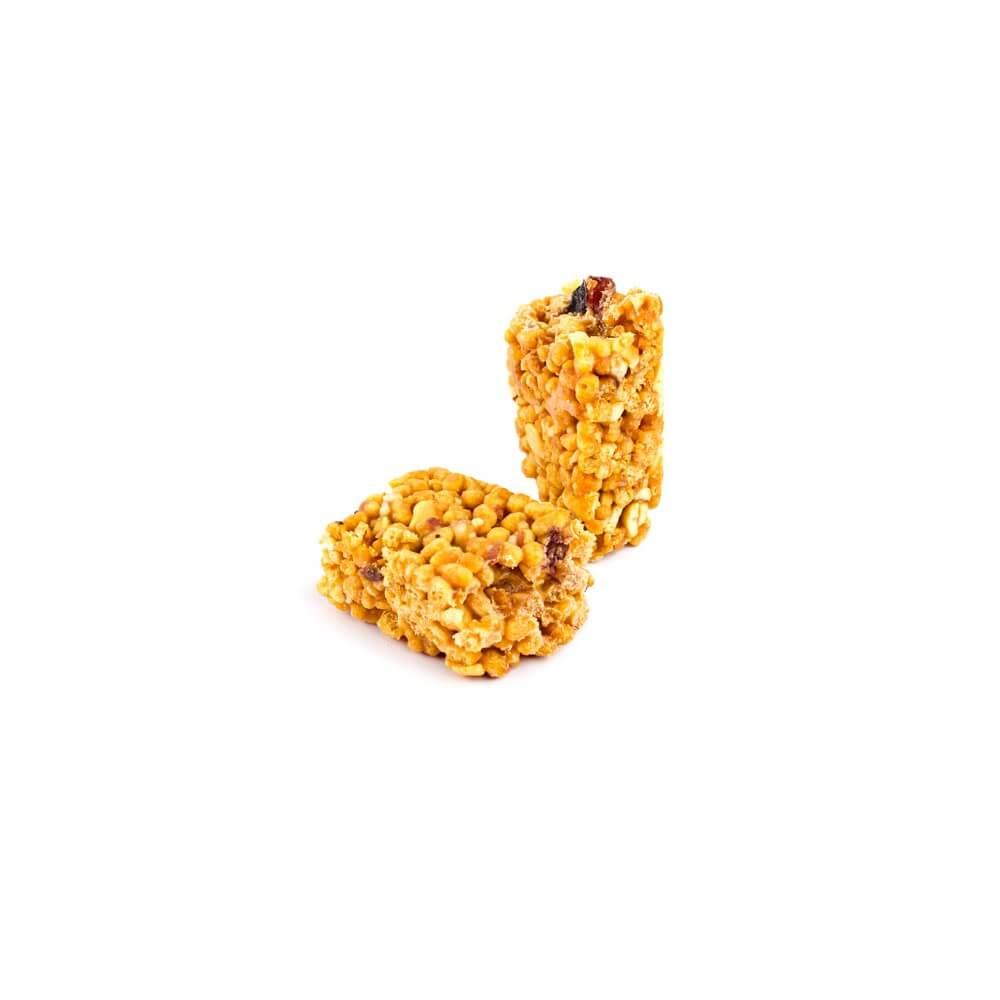 Barrette Crisp proteica gusto mirtillo e cranberry MinceurD