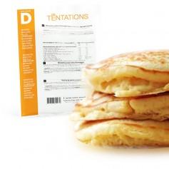 Pancake al naturale iperproteico