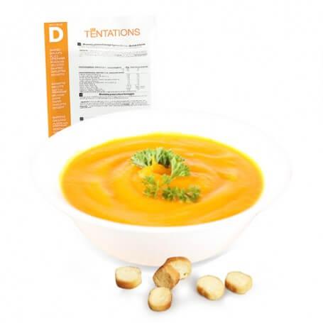 Zuppa 8 verdure con crostini