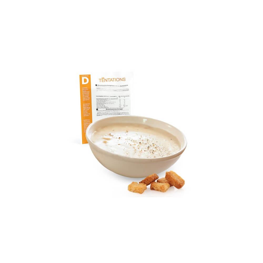 Vellutata iperproteica di Pollo con crostini 7 bustine MinceurD