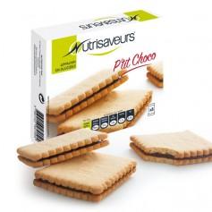 Biscotti P'tit Choco proteici Nutrisaveurs