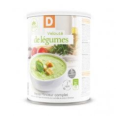 Soupe de légumes vegan