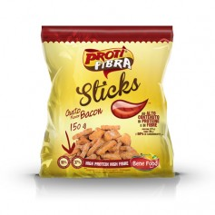 Snack proteico Sticks gusto Bacon Proti Fibra