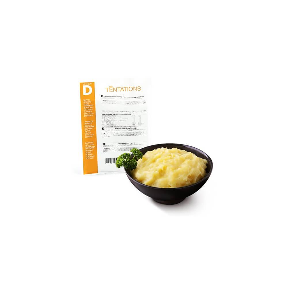 Purè di patate iperproteica 7 bustine MinceurD