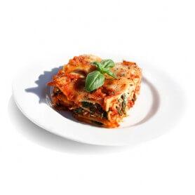 Lasagne Vegetariane con Verdure