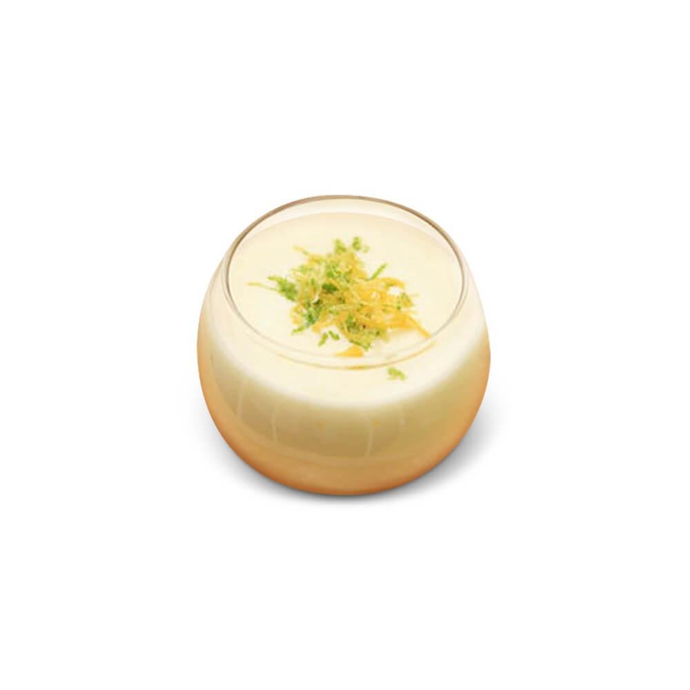 Budino iperproteico al limone meringato 5 bustine Prolinea