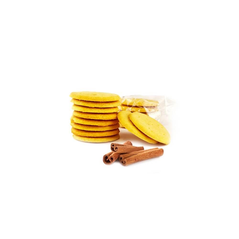 Biscotti iperproteici Mela e Cannella Liothyss Nutrition