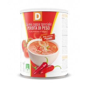 La mia Zuppa speciale Perdita Di Peso al Glucomannane di Konjac